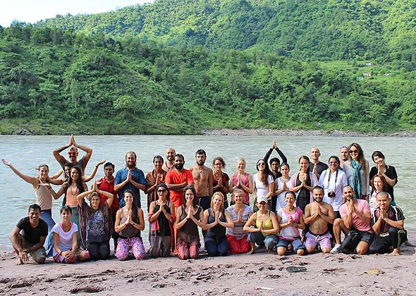 500 hour yoga india