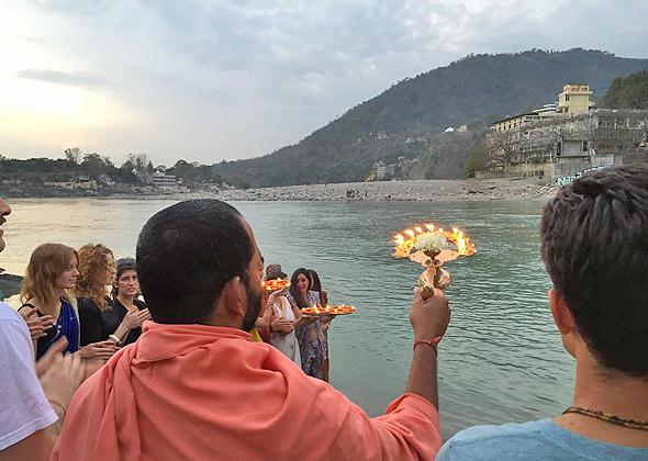 about shiva yoga peeth india
