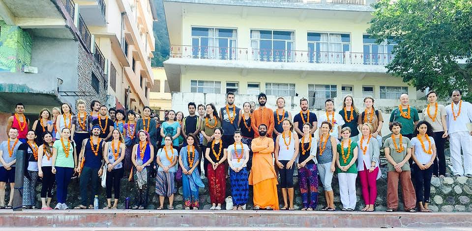 yoga teacher training accommodation