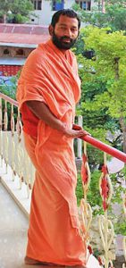 swami sudhir - yoga teacher rishikesh
