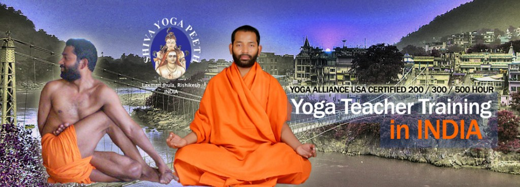 swami sudhir best yoga teacher in rishikesh