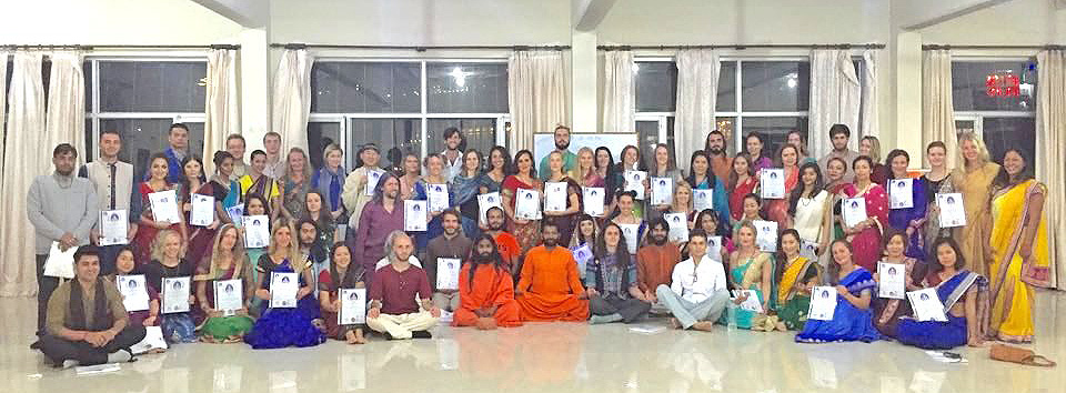 yoga teacher training certification in india